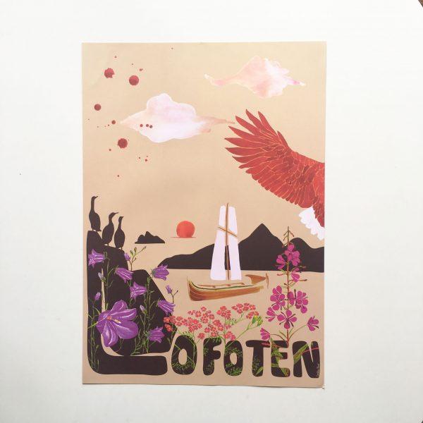 Lofoten Poster