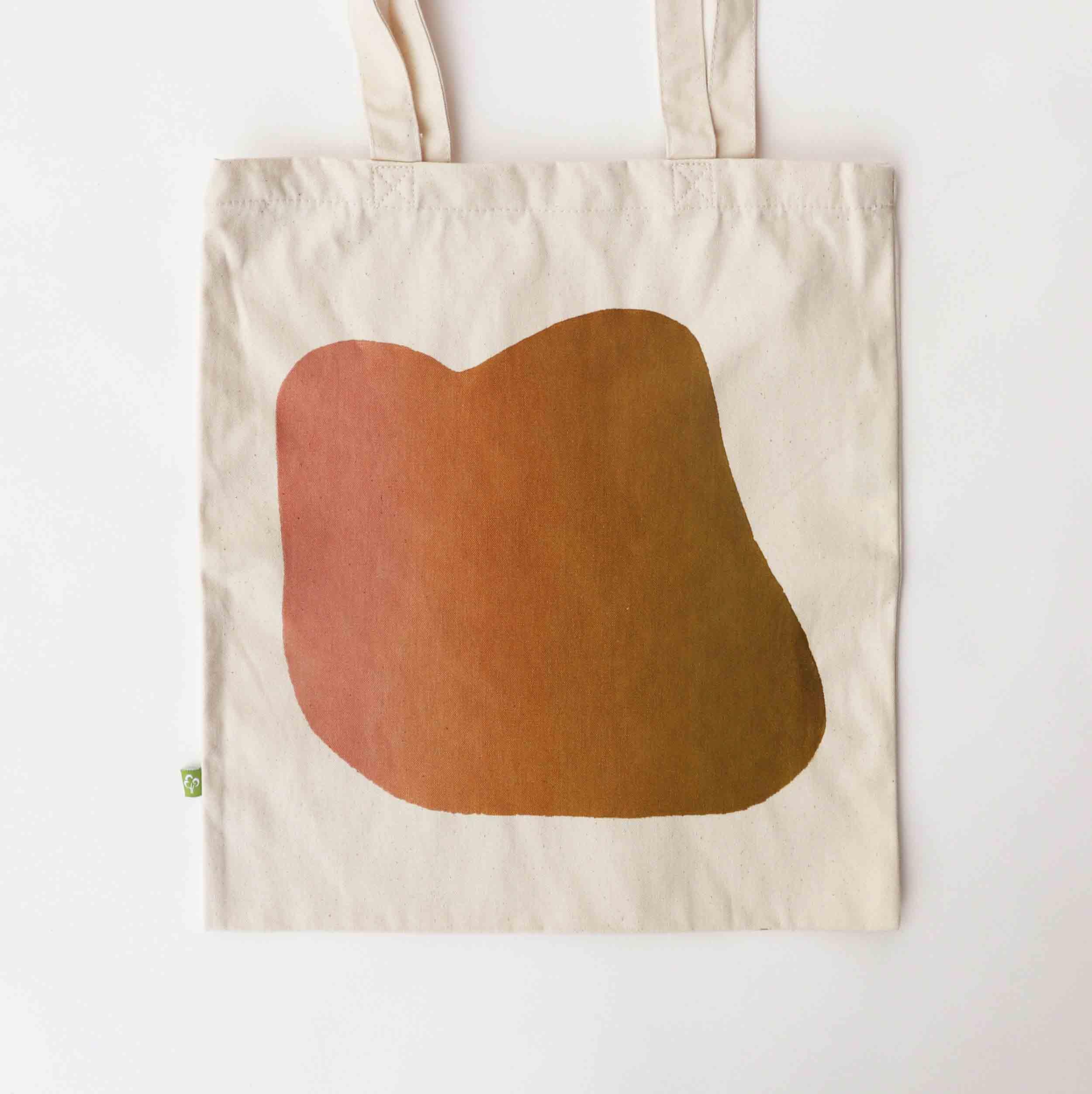 Balanced colors tote bag
