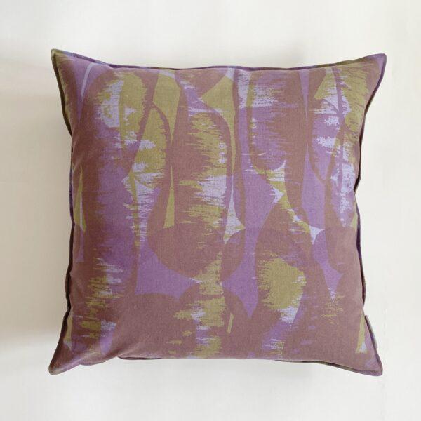 Pillow organic composition print